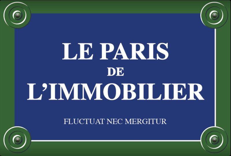 Promoteur immobilier LE PARIS DE L IMMOBILIER