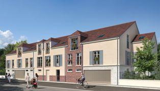 Annonce vente Appartement avec terrasse nogent-sur-oise