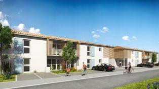 Annonce vente Appartement avec terrasse angoulins
