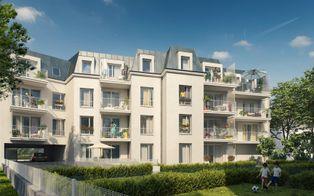 Annonce vente Appartement avec jardin gretz-armainvilliers