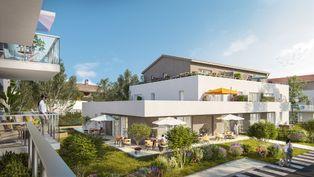 Annonce vente Appartement avec terrasse carbon-blanc