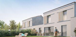 Annonce vente Appartement avec jardin saint-laurent-de-mure