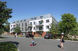 Annonce vente Appartement avec parking comines