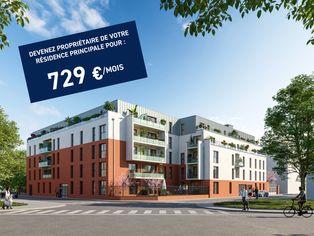 Annonce vente Appartement avec parking lille