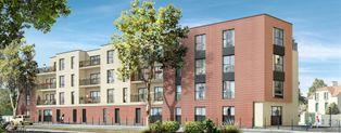 Annonce vente Appartement avec jardin dammarie-les-lys