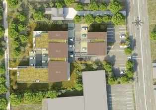 Annonce vente Appartement avec terrasse saran