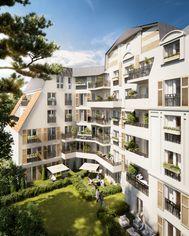 Annonce vente Appartement avec terrasse le blanc mesnil