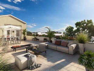 Annonce vente Appartement avec terrasse morangis