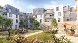 Annonce vente Appartement avec terrasse teteghem