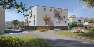 Annonce vente Appartement avec terrasse annoeullin