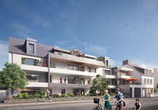 Annonce vente Appartement avec terrasse fouesnant