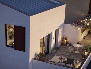 Annonce vente Appartement avec terrasse saint-georges-d'orques