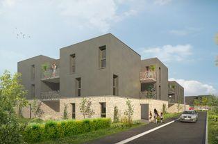Annonce vente Appartement avec terrasse templeuve