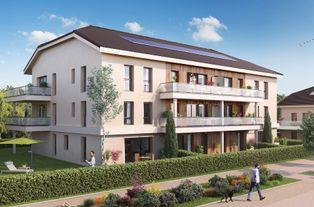 Annonce vente Appartement avec terrasse crozet