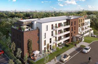 Annonce vente Appartement avec terrasse saint-laurent-blangy