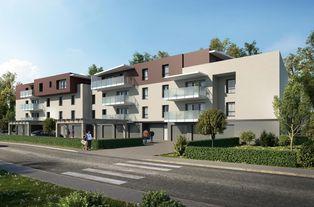 Annonce vente Appartement avec terrasse gilly-sur-isere