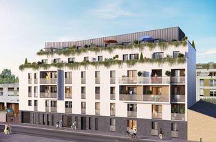Annonce vente Appartement avec terrasse le bourget