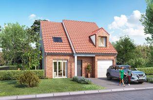 Annonce vente Maison avec garage anzin-saint-aubin
