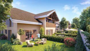 Annonce vente Maison avec jardin doussard