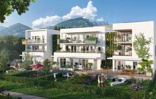 Annonce vente Appartement avec jardin saint-egreve