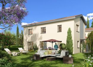 Annonce vente Maison avec jardin decines-charpieu