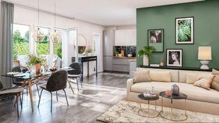 Annonce vente Appartement avec jardin chens-sur-leman