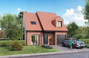 Annonce vente Maison avec garage genech