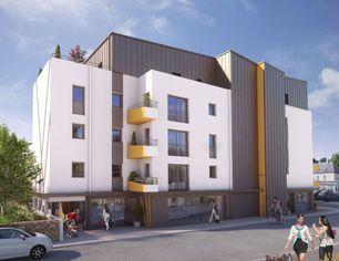 Annonce vente Appartement avec terrasse guilers