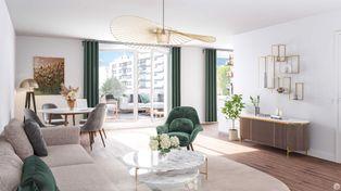 Annonce vente Appartement avec terrasse levallois-perret