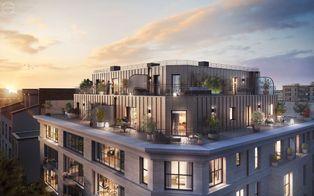 Annonce vente Appartement avec terrasse clichy