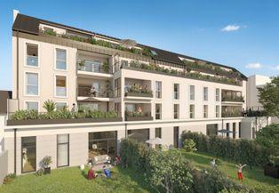 Annonce vente Appartement avec jardin antony