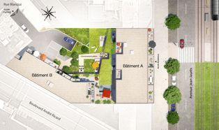 Annonce vente Appartement avec jardin bordeaux