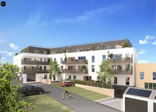 Annonce vente Appartement avec terrasse mordelles