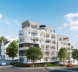 Annonce vente Appartement avec terrasse brest