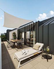 Annonce vente Appartement avec terrasse arradon