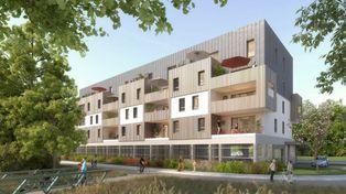 Annonce vente Appartement avec terrasse betton