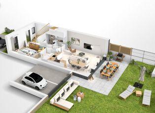 Annonce vente Maison avec terrasse noyal-sur-vilaine