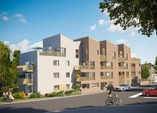 Annonce vente Appartement avec terrasse acigne