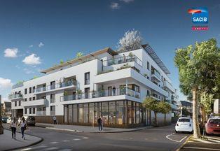 Annonce vente Appartement avec terrasse saint malo