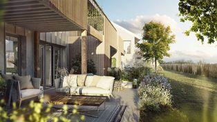 Annonce vente Appartement avec terrasse orgeres