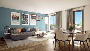Annonce vente Appartement avec terrasse palaiseau