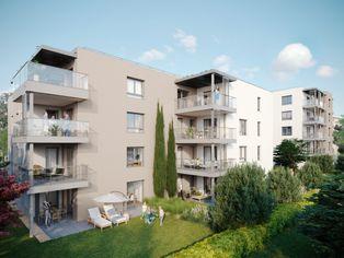 Annonce vente Appartement avec terrasse tassin-la-demi-lune