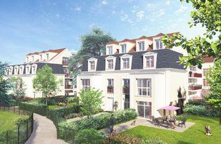 Annonce vente Appartement avec jardin saint-leu-la-foret
