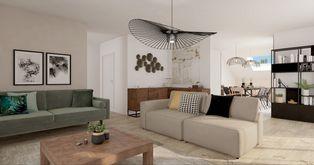 Annonce vente Appartement avec terrasse prévessin-moëns