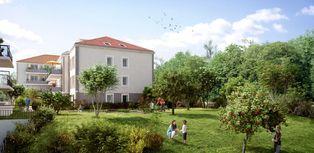 Annonce vente Appartement avec terrasse vaujours
