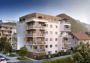 Annonce vente Appartement avec terrasse annecy-le-vieux
