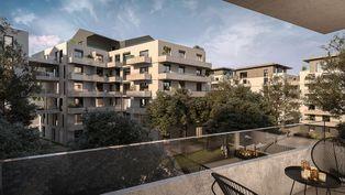 Annonce vente Appartement au calme clermont-ferrand
