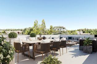 Annonce vente Appartement avec terrasse irigny