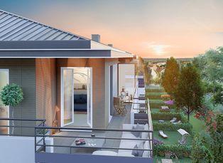 Annonce vente Appartement avec terrasse saint-leu-la-foret