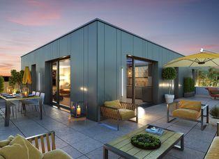 Annonce vente Appartement avec terrasse saint-max